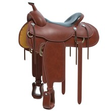 3d Illustration Of A Horse Saddle