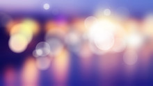 Bright Purple Abstract Background Blur