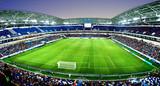Fototapeta sport - Fussball Stadion