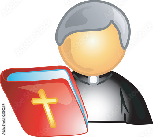 Photo Illustration of a repairmanicon, that can be used as a symbol, bullet, button or design element