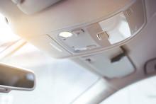 Close Up Of Car Interior Moder...