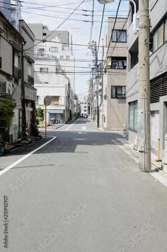 裏通り 東京 台東区