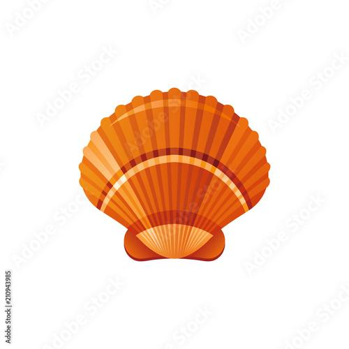 Fotografie, Obraz  Sea travel vector symbol isolated on white background