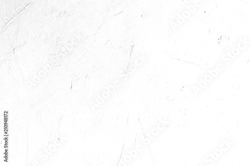 abstract design white textured background. distressed scratched weathered backdrop. light plaster stucco decor. copy space concept