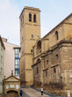 The history of the Church (Iglesia) of Santiago el Real dates back to when Santiago supposedly preached in this area - Logrono, La Rioja, Spain