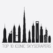 Skyscraper Silhouettes
