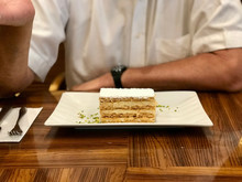 Mille Feuille Layer Cake With ...