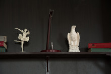 Statuettes Of Ballerina And An...