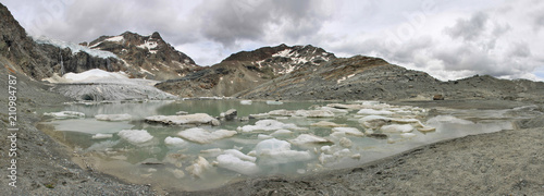 Photo  lago di Fellaria