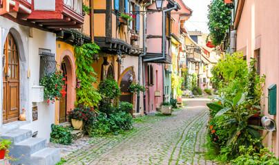 Fototapeta na wymiar Alsace
