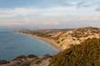 Costal landscape of Crete