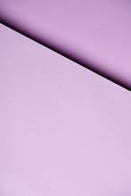 Paper Sheets In Light Purple T...