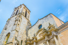 Église Saint-Sauveur In La Rochelle, France