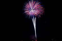 Fireworks Display During Night...