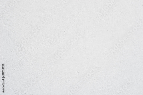 Fotografía  white painted wall texture background