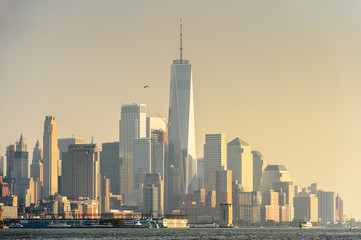 Manhattan Downtown, New York, NY, United States of Americs