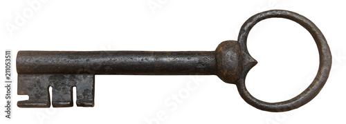 Fotografía Old key