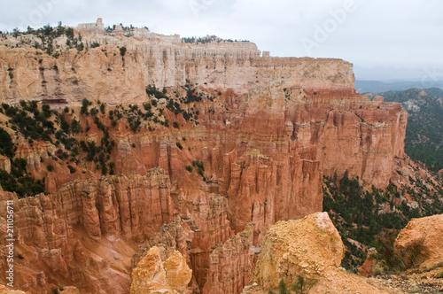 Bryce Canyon Fototapet