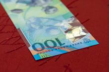 Commemorative 100 Rubles Bankn...