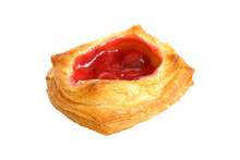 Danish Pastry Filled Raspberry...