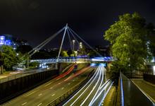 Night Traffic, Newcastle Upon Tyne