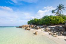 Beautiful Tropical White Sand ...