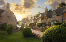 Bourton-on-the-Hill Near Moreton-in-Marsh, Cotswolds