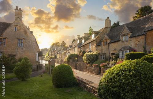 Fotografia Bourton-on-the-Hill near Moreton-in-Marsh, Cotswolds