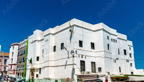 Poster Algérie Moorish Revival architecture in Algiers, Algeria