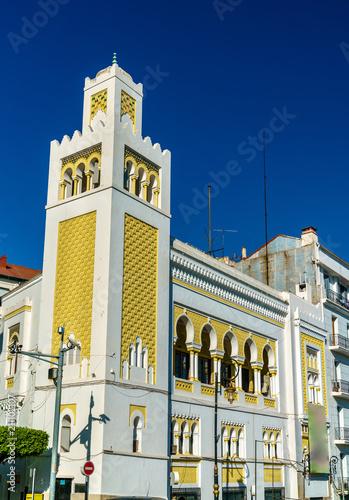Fényképezés Moorish Revival architecture in Algiers, Algeria