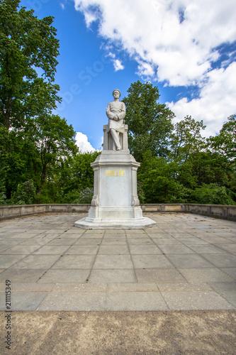 Photo Statue of Helmuth von Moltke in Berlin