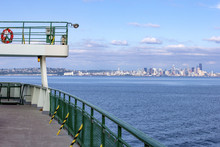 Ferry Ride From Bainbridge Isl...