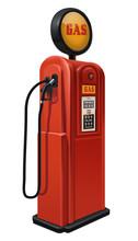 Vintage Gas Pump.