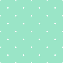 Vector Seamless Dotted Pattern...
