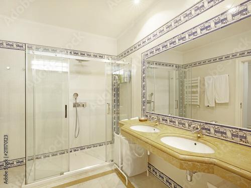 Photo Casa de banho moderna