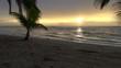 Still: Depressing Scenery of an Ocean at Cook Islands