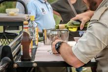 Drinks On Safari, Sundowner Refreshments