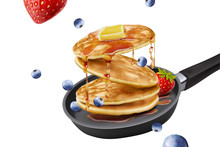 Delicious Fluffy Pancake