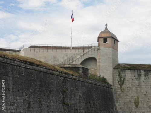 Fotografiet  fortification - citadelles