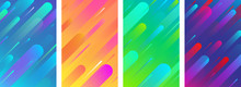 Colorful Backgrounds With Abst...
