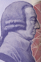 Adam Smith Portrait From Engli...