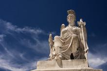 Athena Sculpture