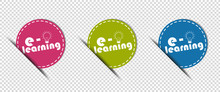 E-Learning And Lightbulb - Thr...