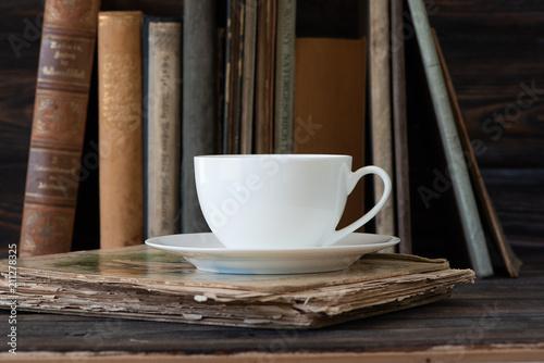 Kaffeetasse / Teetasse / Tasse mit Untertasse