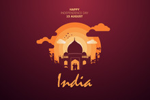 Happy Independence Day Of Indi...
