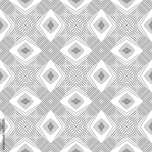 Geometric Pattern Seamless Linear