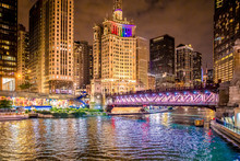 Beautiful Downtown Chicago At ...