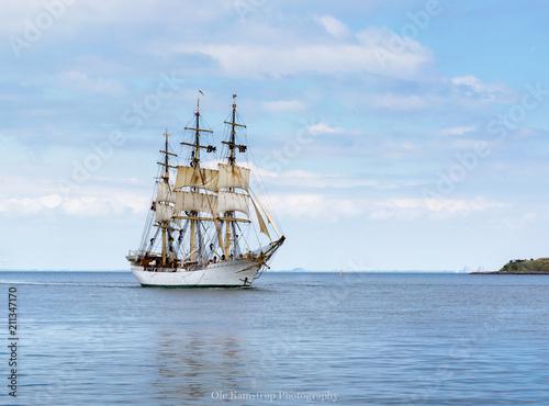 Training ship Danmark