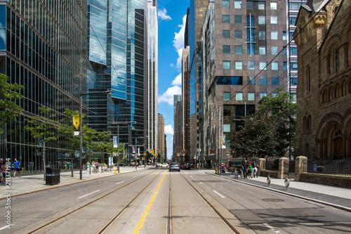 Foto op Plexiglas Chicago Toronto details