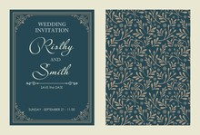 Wedding Invitations Flourishes...